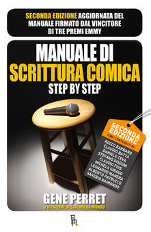 Radiospeed.it Manuale di scrittura comica step by step Image