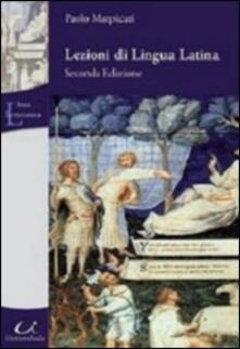 Lezioni di lingua latina.pdf