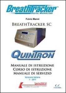 Manuale di istruzione Breath Tracker SC