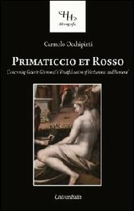 Primaticcio et rosso. Concerning galerie Gismondi's fruitful union of Vertumnus and Pomona