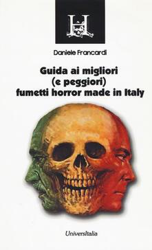 Winniearcher.com Guida ai migliori (e peggiori) fumetti horror made in Italy Image