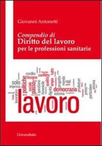 Compendio di diritto del lavoro per le professioni sanitarie