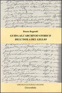 Guida all'archivio storico dell'isola del Giglio