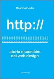 Vitalitart.it Http://storia e tecniche del web design Image