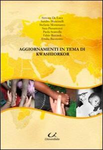Aggiornamenti in tema di Kwashiorkor - copertina