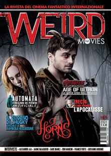 Voluntariadobaleares2014.es Weird movies. La rivista del cinema fantastico internazionale. Vol. 1 Image