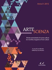 ArteScienza. Ediz. italiana e inglese (2015). Vol. 2