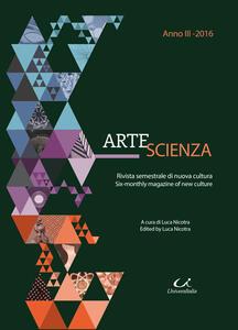 ArteScienza. Ediz. italiana e inglese (2016). Vol. 3