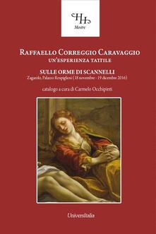 Squillogame.it Raffaello, Correggio, Caravaggio un'esperienza tattile. Sulle orme di Scannelli  Image