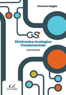 Ristorantezintonio.it Elettronica analogica fondamentale. Include nozioni base di matematica, fisica, chimica, elettrotecnica Image