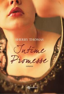 Intime promesse - Sherry Thomas - ebook