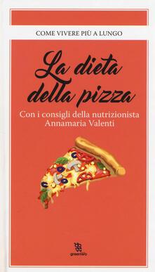 Nicocaradonna.it La dieta della pizza Image