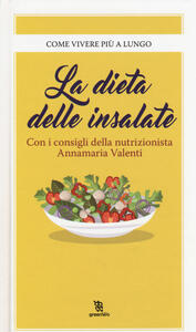 La dieta delle insalate