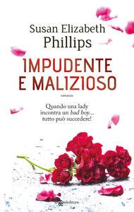 Impudente e malizioso - Susan Elizabeth Phillips - copertina