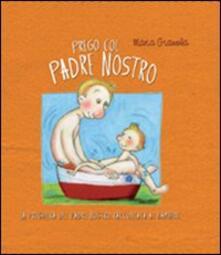 Prego col Padre Nostro - Maria Gianola - copertina