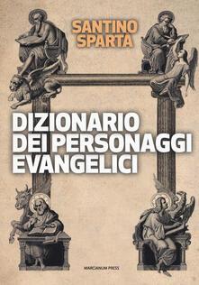 Tegliowinterrun.it Dizionario dei personaggi evangelici Image