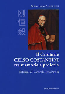 Vitalitart.it Il cardinale Celso Costantini tra memoria e profezia Image