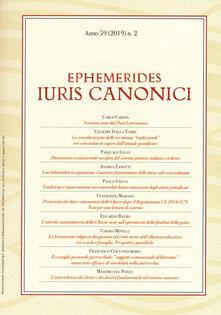 Ephemerides Iuris canonici (2019). Vol. 2.pdf