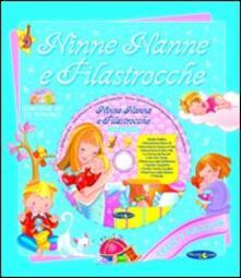 Listadelpopolo.it Ninne nanne e filastrocche. Ediz. illustrata. Con CD Audio Image