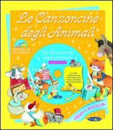 Premioquesti.it Le canzoncine degli animali. Con CD Audio Image