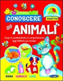 Fondazionesergioperlamusica.it Conoscere gli animali. Ediz. illustrata Image