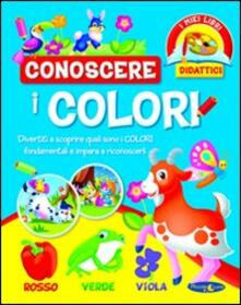 Librisulladiversita.it Conoscere i colori. Ediz. illustrata Image
