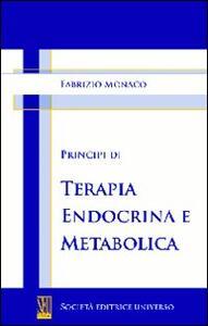 Principi di terapia endocrina e metabolica