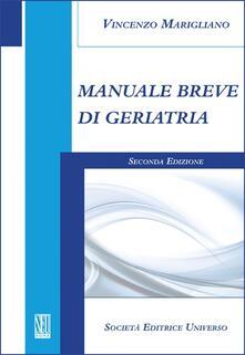 Amatigota.it Manuale breve di geriatria Image