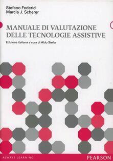 Manuale di valutazione delle tecnologie assistive - copertina