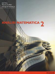 Analisi matematica 2. Equazioni differenziali e funzioni in più variabili