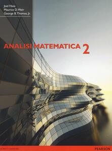 Equilibrifestival.it Analisi matematica 2. Equazioni differenziali e funzioni in più variabili Image