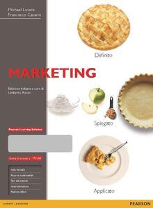 Marketing. Ediz. mylab. Con e-book. Con aggiornamento online
