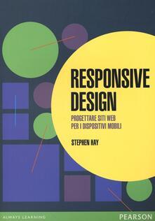 Antondemarirreguera.es Responsive design. Progettare siti web per dispositivi mobili Image