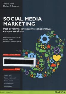 Nordestcaffeisola.it Social media marketing. Post-consumo, innovazione collaborativa e valore condiviso. Ediz. MyLab. Con aggiornamento online Image