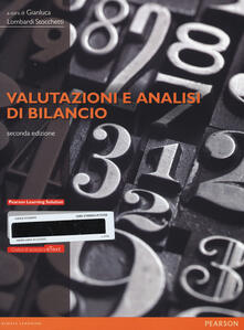 Equilibrifestival.it Valutazioni e analisi di bilancio. Con eText. Con espansione online Image