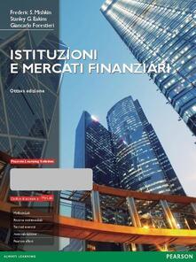 Premioquesti.it Istituzioni e mercati finanziari. Ediz. Mylab. Con Contenuto digitale per download e accesso on line Image