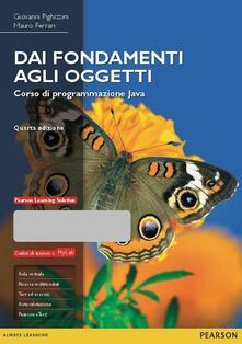 Aboutschuster.de Dai fondamenti agli oggetti. Corso di programmazione Java. Con aggiornamento online Image