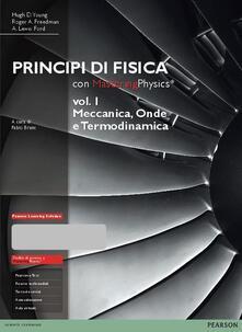 Rallydeicolliscaligeri.it Principi di fisica. Con masteringphysics. Con espansione online. Vol. 1: Meccanica, onde e termodinamica. Image