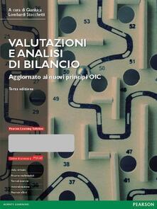 Valutazioni e analisi di bilancio. Aggiornato ai nuovi principi OIC. Con aggiornamento online.pdf