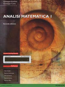 Secchiarapita.it Analisi matematica I. Con mymathlab. Con espansione online Image