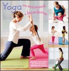 Tegliowinterrun.it Yoga per mamma e bambino Image