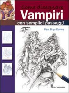 Lpgcsostenible.es Come disegnare vampiri con semplici passaggi Image