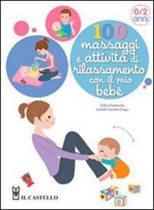 Antondemarirreguera.es 100 massaggi e attività di rilassamento con il mio bebè Image
