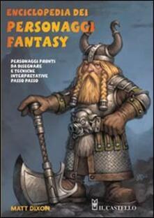Radiospeed.it Enciclopedia dei personaggi fantasy Image