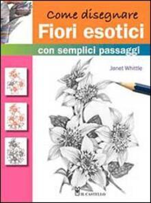 Promoartpalermo.it Come disegnare fiori esotici con semplici passaggi Image