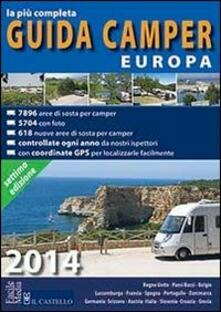 Squillogame.it Guida camper Europa 2014 Image
