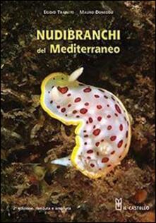 Nudibranchi del Mediterraneo - Egidio Trainito,Mauro Doneddu - copertina