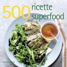Chievoveronavalpo.it 500 ricette superfood Image