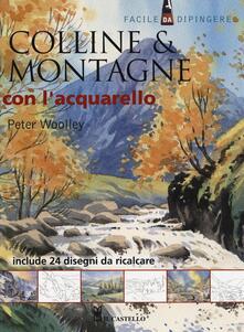 Lpgcsostenible.es Colline & montagne con l'acquarello Image
