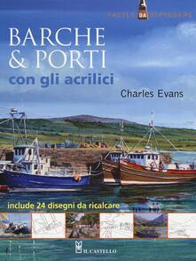 Voluntariadobaleares2014.es Barche & porti con gli acrilici Image